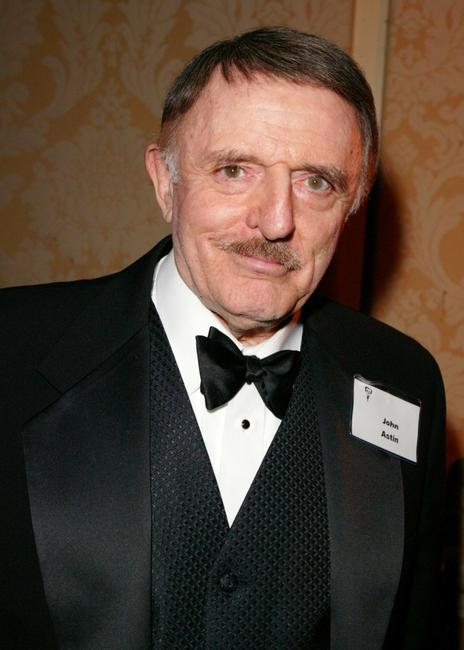 John Astin at the Mystery Writers of America 57th Annual Edgar Awards.