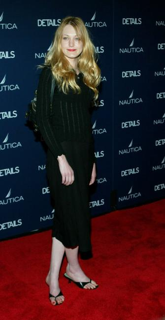 Azura Skye at the Details Magazine and Nautica Next Big Thing Party.