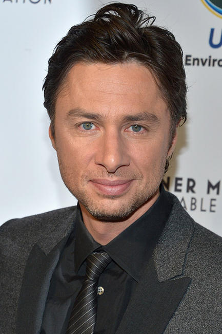 Zach Braff at the UCLA Institute Of The Environment And Sustainability's 2nd Annual Evening Of Environmental Excellence in Beverly Hills.
