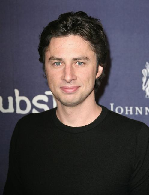 Zach Braff at the