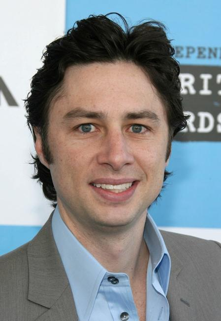 Zach Braff at the 22nd Annual Film Independent Spirit Awards.