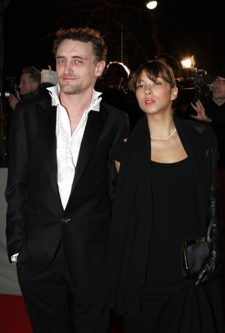Jean-Paul Rouve and Dominique Martin at the 30th Nuit des Cesar, France's top movie awards.