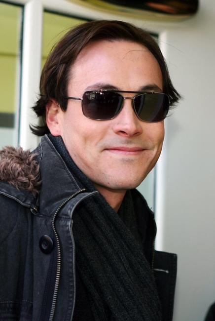 Chris Klein at the Main Street during the 2007 Sundance Film Festival.