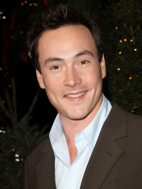 Chris Klein at the premiere of