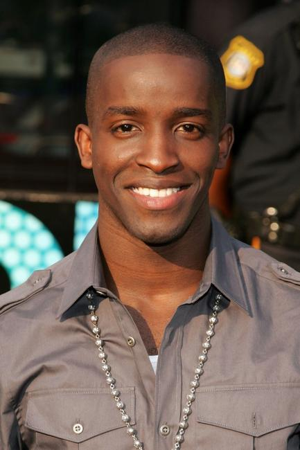 Elijah Kelley at the premiere of