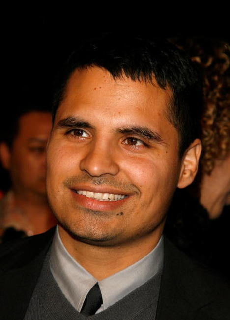 Michael Peña at the L.A. premiere of