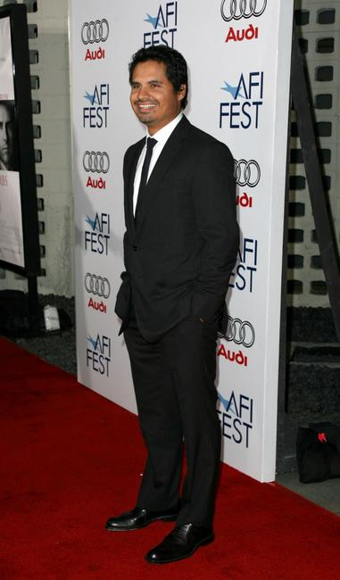 Michael Pena at the AFI FEST 2007.