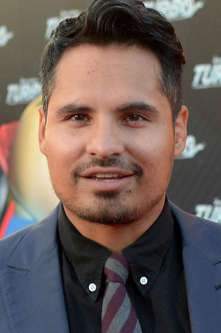 Michael Peña at the