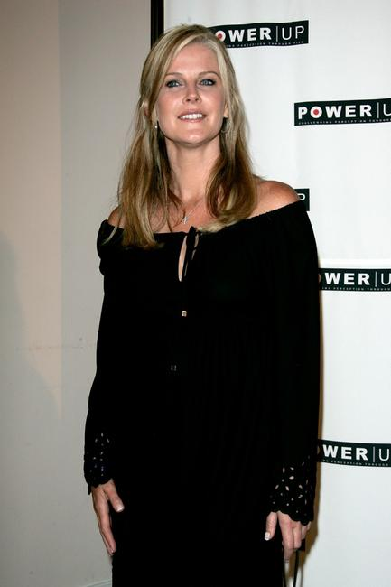Maeve Quinlan at the Power Premiere Awards.