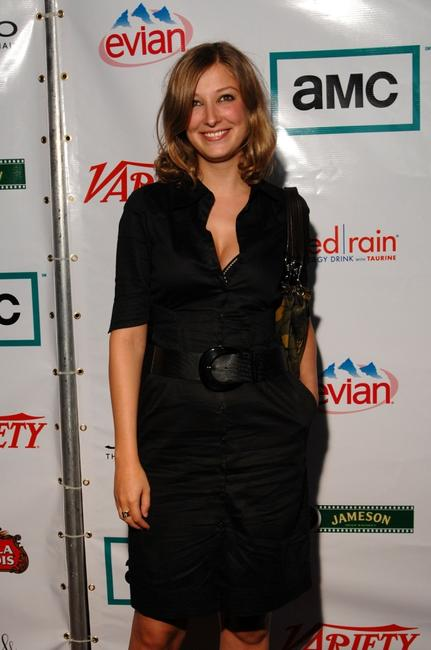 Alexandra Maria Lara at the Film Lounge Presented by Variety and AMC for the North American premiere after party of