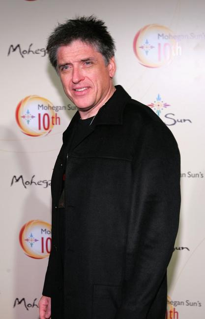 Craig Ferguson at the afterglow party during the Mohegan Sun 10th Anniversary celebration.