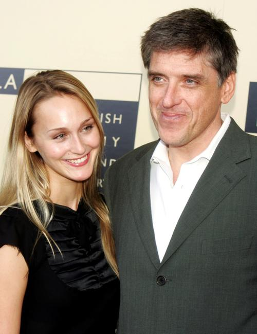 Megan Cunningham and Craig Ferguson at the 3rd Annual British Academy of Film and Television Art/Los Angeles Tea party.