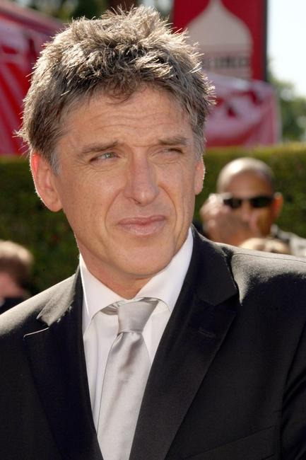 Craig Ferguson at the 58th Annual Primetime Emmy Awards.