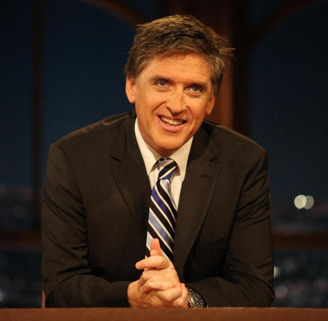 Craig Ferguson at the Late Late Show With Craig Ferguson.