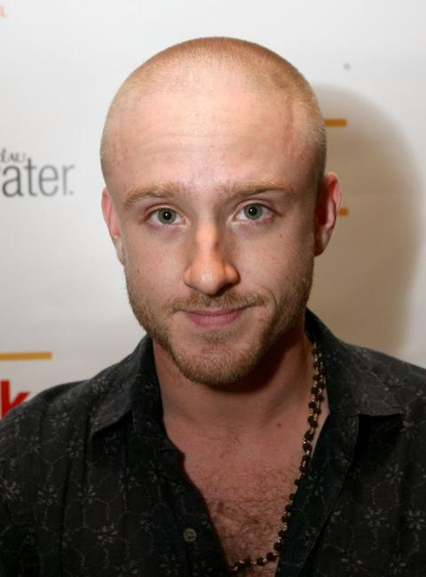 Ben Foster at the CineVegas film festival.