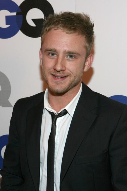 Ben Foster at the GQ 2007 Men Of The Year celebration.