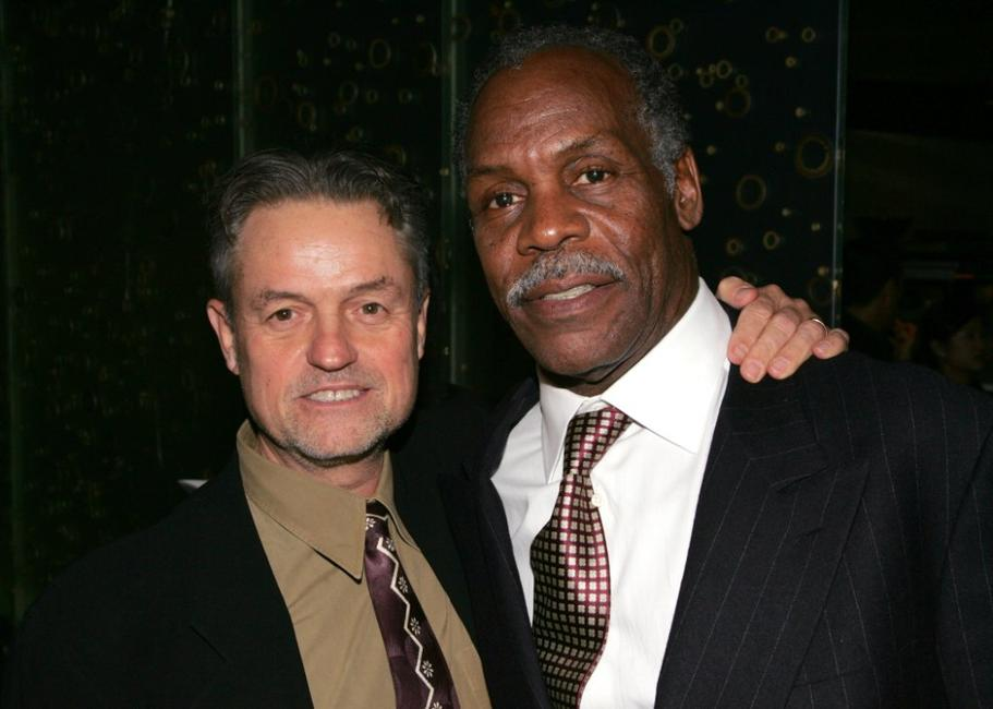 Danny Glover and Jonathan Demme at the DGA Honor Awards gala.