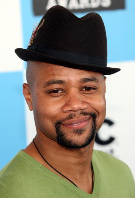 Cuba Gooding, Jr. at the 22nd Annual Film Independent Spirit Awards in Santa Monica.