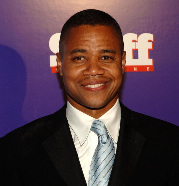 Cuba Gooding, Jr. at the Jermaine Dupri & The Crown Royal's Kentucky Derby Bash.