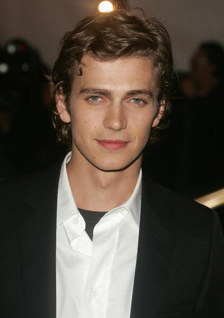 Hayden Christensen at the MET Costume Institute Gala Celebrating Chanel.