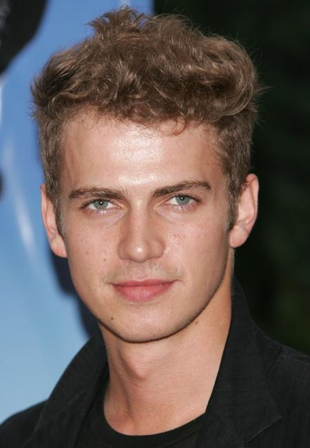 Hayden Christensen at the New York premiere of