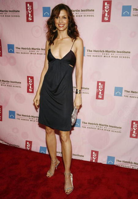 Bridget Moynahan at The Hetrick-Martin Institute 20th Annual Emery Awards in N.Y.