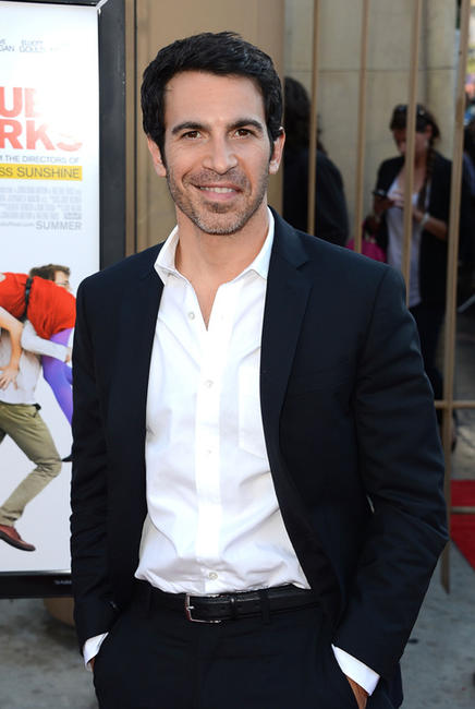 Chris Messina at the California premiere of