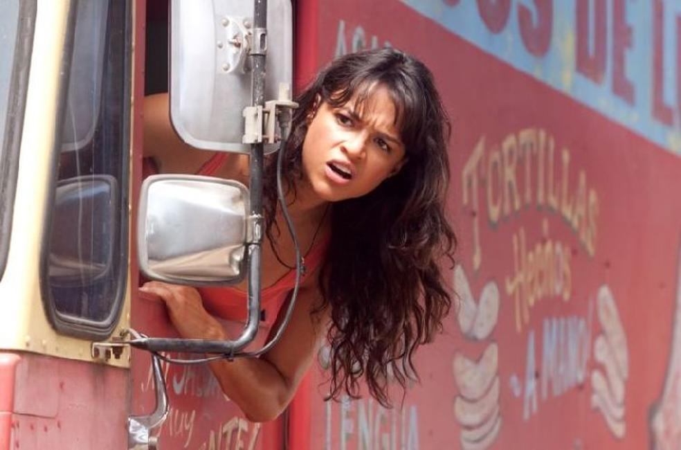 Michelle Rodriguez as Luz in