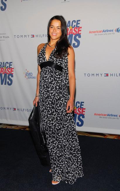 Michelle Rodriguez at the 14th Annual Race To Erase MS