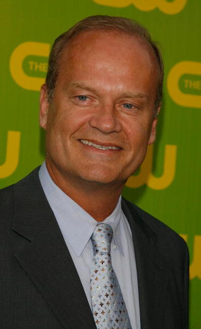 Kelsey Grammer at the CW launch party.