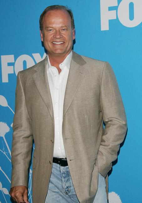 Kelsey Grammer at the Fox Network 2007 Programming Presentation.