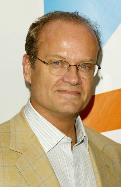Kelsey Grammer at the after party for the Fox primetime program announcements.