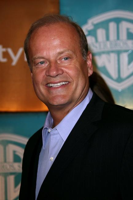 Kelsey Grammer at the In Style Magazine and Warner Bros. Studios Golden Globe After Party.