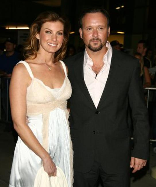 Faith Hill and Tim McGraw at the Hollywood Film Festival premiere of