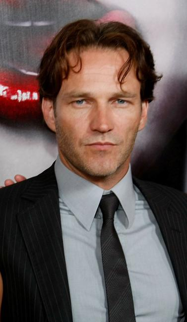 Stephen Moyer at the Los Angeles premiere of