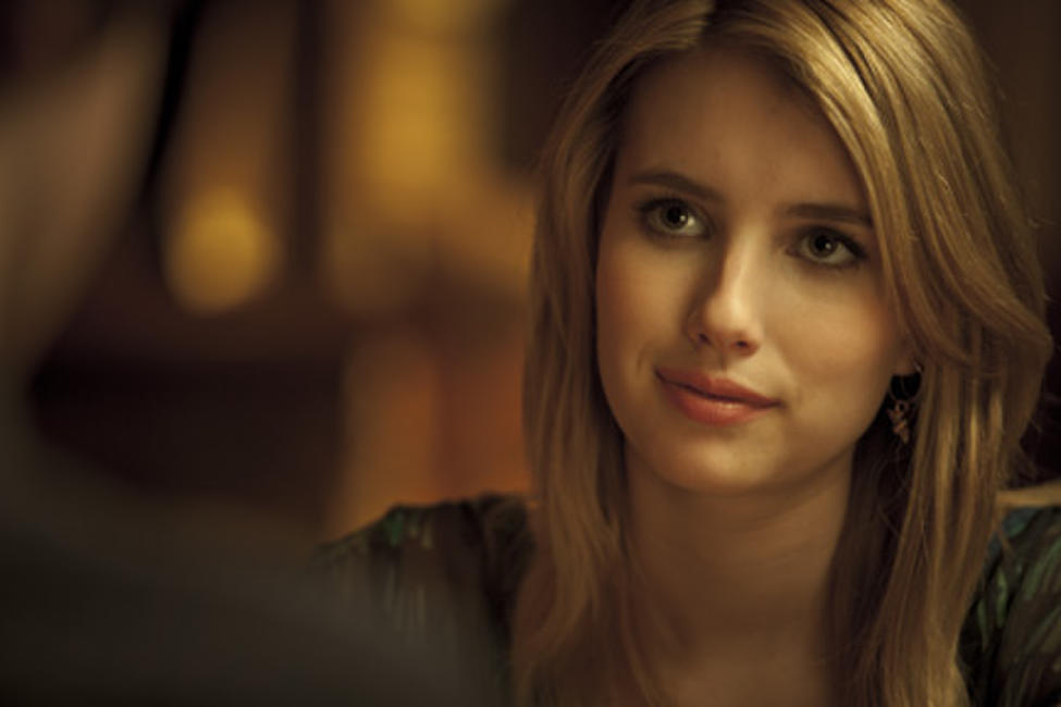 Emma Roberts as Sally Howe in ``The Art of Getting By.''