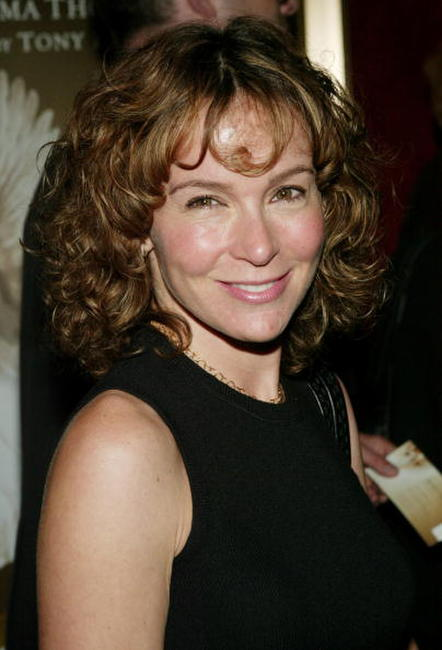 Jennifer Grey at the premiere of