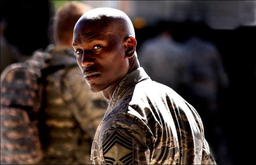 Tyrese Gibson as USAF Master Sergeant Epps in