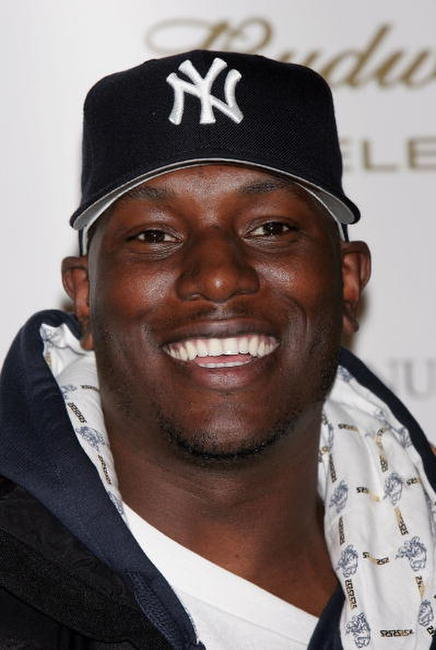 Tyrese Gibson at the The 4th Annual Action Awards.