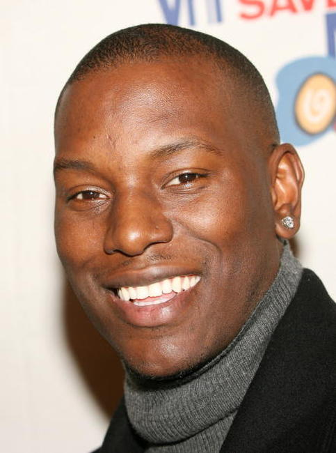 Tyrese Gibson at the