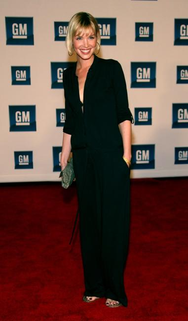 Ashley Scott at the 6th Annual General Motors TEN event.