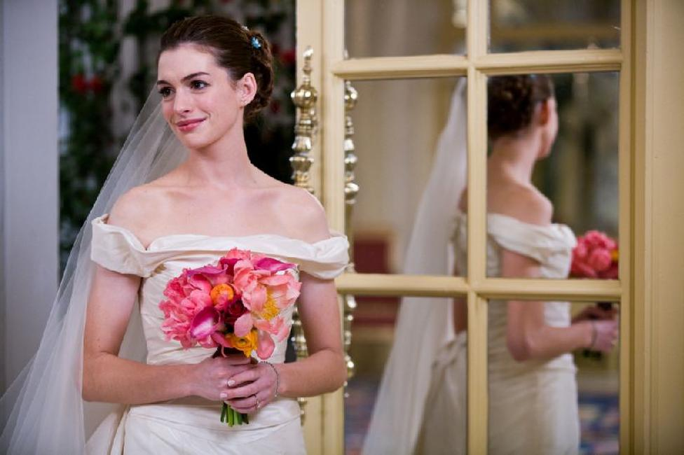 Anne Hathaway as Emma in