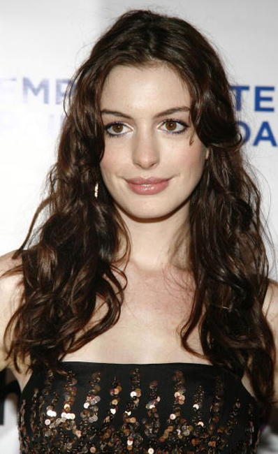 Anne Hathaway at the The Empire State Pride Agenda's 15th Annual Fall Dinner.