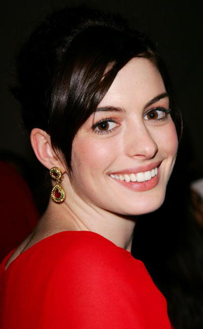 Anne Hathaway at