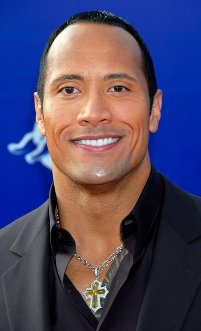 The Rock at the 7th Annual Taurus World Stunt Awards.