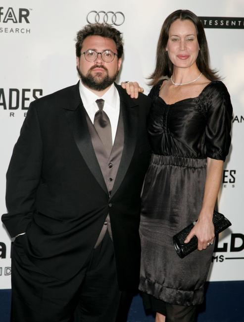 Kevin Smith and Jennifer Schwalbach Smith at
