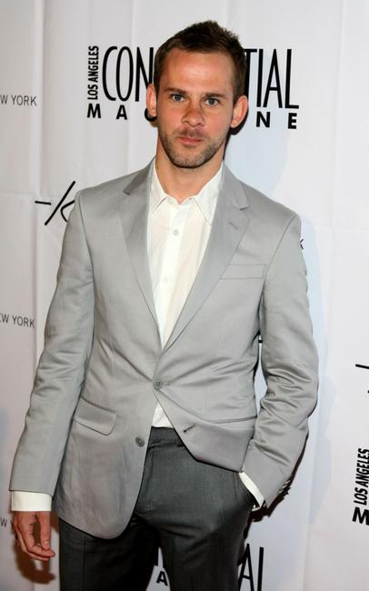Dominic Monaghan at the Kenneth Cole Celebrates The Awearness Fund event.