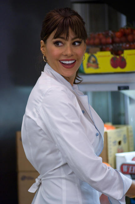Sofia Vergara as Ava in