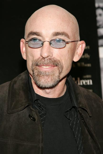 Jackie Earle Haley at the private screening of