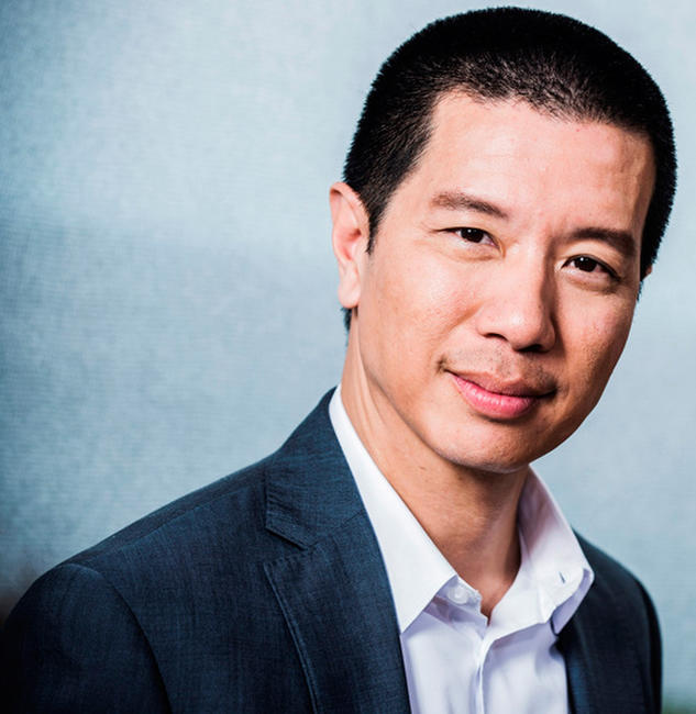 Reggie Lee at the portrait Session during the 53rd Monte Carlo TV Festival.